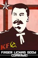 Kremlin Fried Chicken by Jahan-X