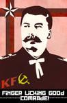 Kremlin Fried Chicken
