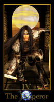 Tarot Series: The Emperor
