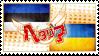 Hetalia EstUkr Stamp by World-Wide-Shipping