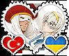 Turkraine OTP Stamp