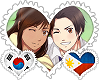 KorPiri OTP Stamp by World-Wide-Shipping
