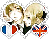 FrUK OTP Stamp by World-Wide-Shipping