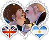 UKArg OTP Stamp by World-Wide-Shipping