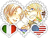 ItaAme OTP Stamp by World-Wide-Shipping