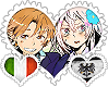Ita(Fem!)Pru OTP Stamp by World-Wide-Shipping