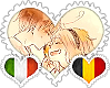 RomaBelg OTP Stamp by World-Wide-Shipping