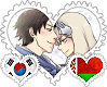 KorBela OTP Stamp by World-Wide-Shipping