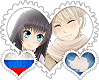 Russica OTP Stamp by World-Wide-Shipping