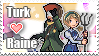 Turkraine APH Pixel Pair Stamp by World-Wide-Shipping
