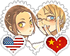 AmeChu OTP Stamp by World-Wide-Shipping