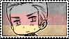 Hetalia Germany - Stamp