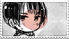 Hetalia Japan - Stamp by World-Wide-Shipping
