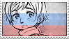 Hetalia Russia - Stamp