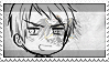 Hetalia Prussia - Stamp by World-Wide-Shipping