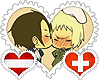 AusSwiss OTP Stamp by World-Wide-Shipping