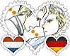 NethGer OTP Stamp by World-Wide-Shipping