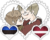 EstoLat OTP Stamp by World-Wide-Shipping