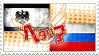 Hetalia PrusRus Stamp by World-Wide-Shipping