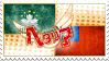 Hetalia MacTai Stamp by World-Wide-Shipping