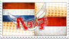 Hetalia Nethnesia Stamp by World-Wide-Shipping