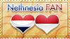 Hetalia Nethnesia Fan - Stamp by World-Wide-Shipping