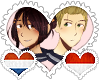Nethnesia OTP Stamp by World-Wide-Shipping