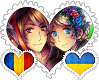 RomaUkr OTP Stamp by World-Wide-Shipping