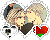 PruBela OTP Stamp by World-Wide-Shipping