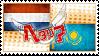 Hetalia NethKaz Stamp by World-Wide-Shipping