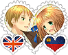 EngLiech OTP Stamp by World-Wide-Shipping