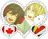 CanSey OTP Stamp by World-Wide-Shipping
