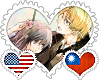 AmeTai OTP Stamp by World-Wide-Shipping