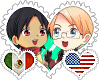 MexUS OTP Stamp by World-Wide-Shipping