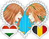 HunBel OTP Stamp by World-Wide-Shipping