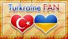 Hetalia Turkraine Fan - Stamp