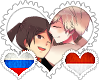 RusIndo OTP Stamp by World-Wide-Shipping