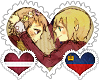LatLiech OTP Stamp by World-Wide-Shipping