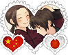 Chipan OTP Stamp by World-Wide-Shipping