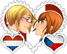 LuzCzech OTP Stamp by World-Wide-Shipping
