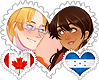 Canduras OTP Stamp by World-Wide-Shipping