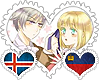 IceLiech OTP Stamp by World-Wide-Shipping