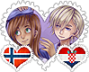 NorCro OTP Stamp by World-Wide-Shipping