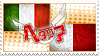 Hetalia RomaMal Stamp by World-Wide-Shipping