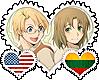 AmeLiet OTP Stamp