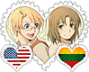 AmeLiet OTP Stamp by World-Wide-Shipping