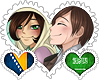 Bosrabia OTP Stamp by World-Wide-Shipping