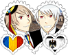 RomPru OTP Stamp by World-Wide-Shipping