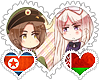 NKBela OTP Stamp by World-Wide-Shipping