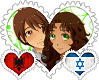 AlbIsra OTP Stamp by World-Wide-Shipping